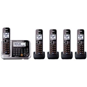 Panasonic KX-TG7875S Link2Cell Blue-tooth Enabled Phone