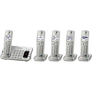 Panasonic KX-TGE275S Link2Cell Blue-tooth Enabled Phone