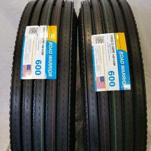 ROAD WARRIOR 11R22.5 Steer Radial Tires