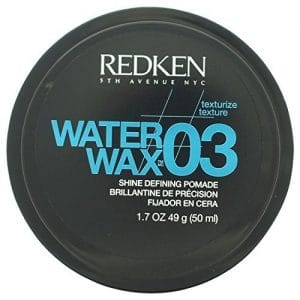 Redken 03 Water Wax Pomade 1.7 Ounces