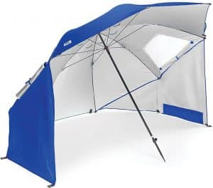Sport-Brella Umbrella  Portable Sun and Weather Shelter