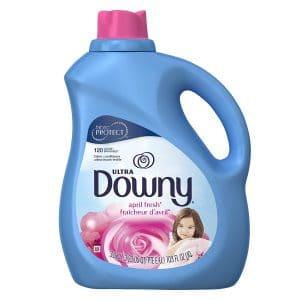 Ultra Downy April Fresh Liquid Fabric Softener and Conditioner 103 Fl oz.