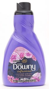 Ultra Downy Infusions Honey Flower Liquid Fabric Softener and Conditioner 41 FL Oz