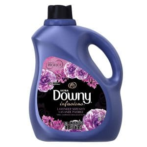Ultra Downy Infusions Lavender Serenity Liquid Fabric Softener and Conditioner 103 FL Oz