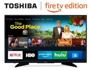 Toshiba 43LF621U19 43-inch 4K Ultra HD Smart LED TV - 43-inch TVs