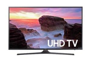 Samsung 43 inches 4K Smart LED TV - 43-inch TVs