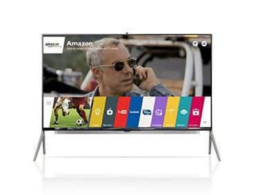 LG 98UB9800 98-Inch Class 4K Ultra HD 3D Smart LED TV