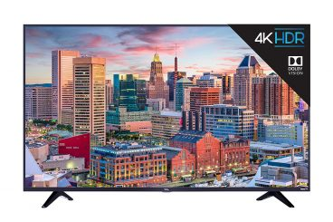 TCL 43S517 43-Inch 4K Ultra HD Roku Smart LED TV - 43-inch TVs