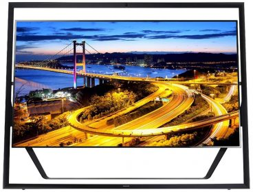 Samsung UN110S9 Framed 110-Inch 4K Ultra HD 120Hz Smart LED TV