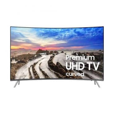 Samsung Curved 55 inches 4K Smart LED TV