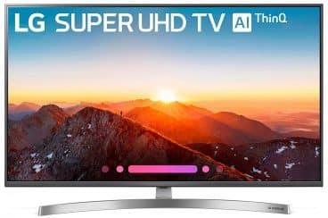 LG Electronics 49SK8000PUA 49-Inch 4K Ultra HD Smart LED TV