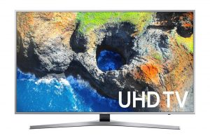 Samsung Electronics UN49MU7000 49-Inch 4K Ultra HD Smart LED TV