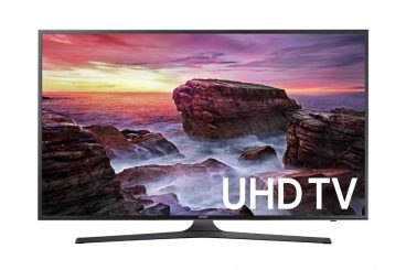 Samsung Electronics UN40MU6290 40-Inch 4K Ultra HD Smart LED TV
