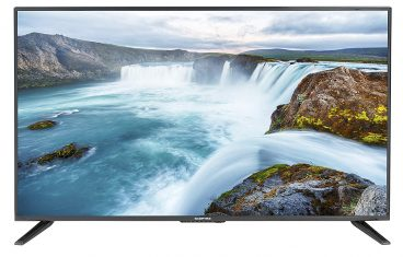 Sceptre 43 inches 1080p LED TV - 43-inch TVs