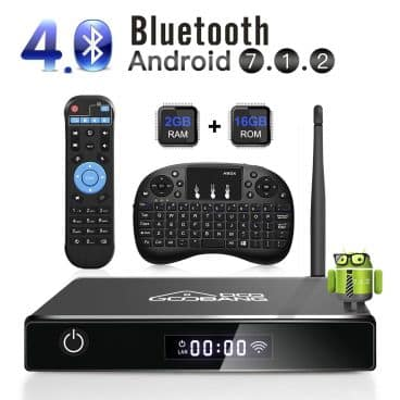 GooBang Doo XB-III Android 7.1 TV Box