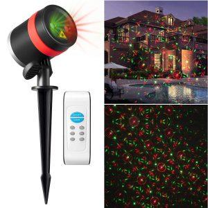 Christmas Laser Lights, ALPULON