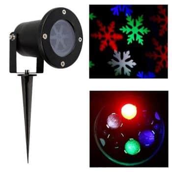 Laser Christmas Lights - Outdoor Landscape Lights
