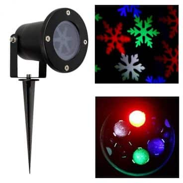 Laser Christmas Lights - Outdoor Landscape Lights