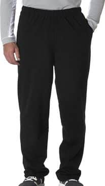 Jerzees Men's Drawcord Pill Resistant Athletic Sweatpants