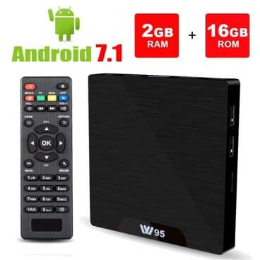Android 7.1 Smart TV Box