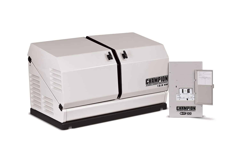 Champion 12.5-kW Home Standby Generator
