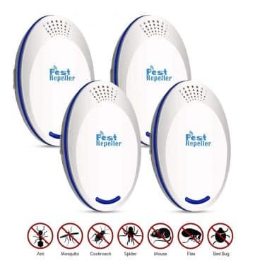 BASA Ultrasonic Pest Repellent
