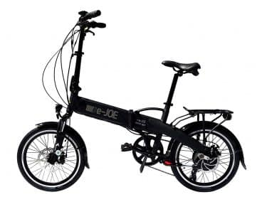 e-JOE 2020 EPIK SE Sport Edition Electric Folding Bike 500W 48V
