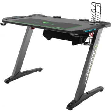 Eureka Ergonomic Z1-S Gaming Desk – Gaming Computer Desk