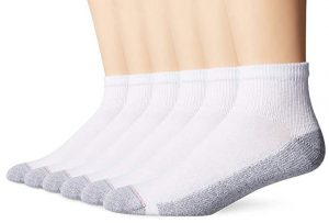 Hanes Men's Ankle Socks