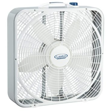 Lasko 3720 20″ Weather-Shield Performance Box Fan