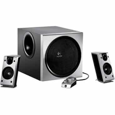 Logitech Z-2300 THX-Certified 2.1 Speaker System with Subwoofer