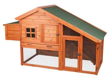 Trixie Pet Products Chicken Coop with a View