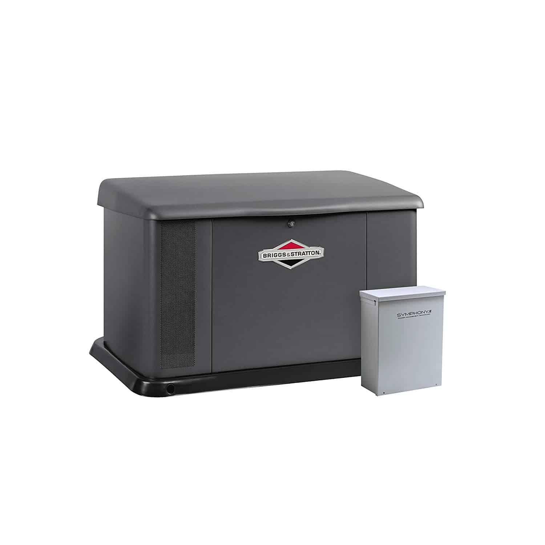 Briggs & Stratton 40394 20000-Watt Home Standby Generator System