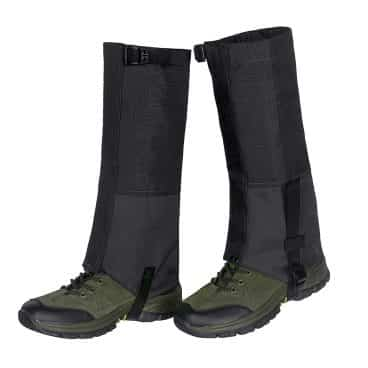 Unigear Leg Gaiters Waterproof Snow Boot Gaiters