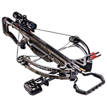 Barnett 78128 Whitetail Hunter II 350 FPS Crossbow