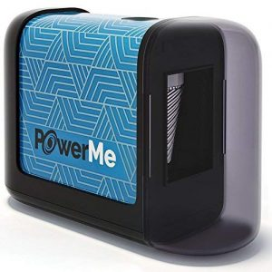 PowerMe Electric Pencil Sharpener