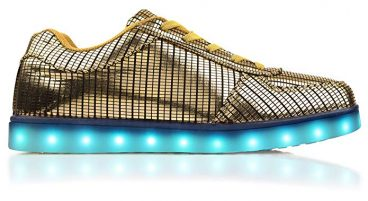 Electric Styles Electro- LED Light up Sneaker