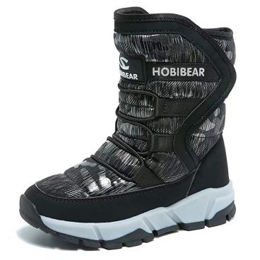 GUBARUN Boys Snow Boots Winter Waterproof