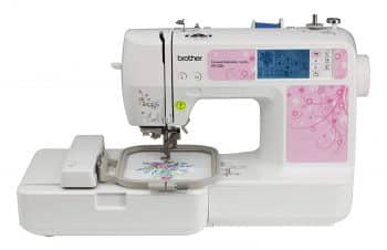 Brother PE500 4x4 Embroidery Machine With 70 Built-in Designs