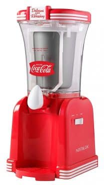 Nostalgia RSM650COKE 32-Ounce Slush Drink Maker