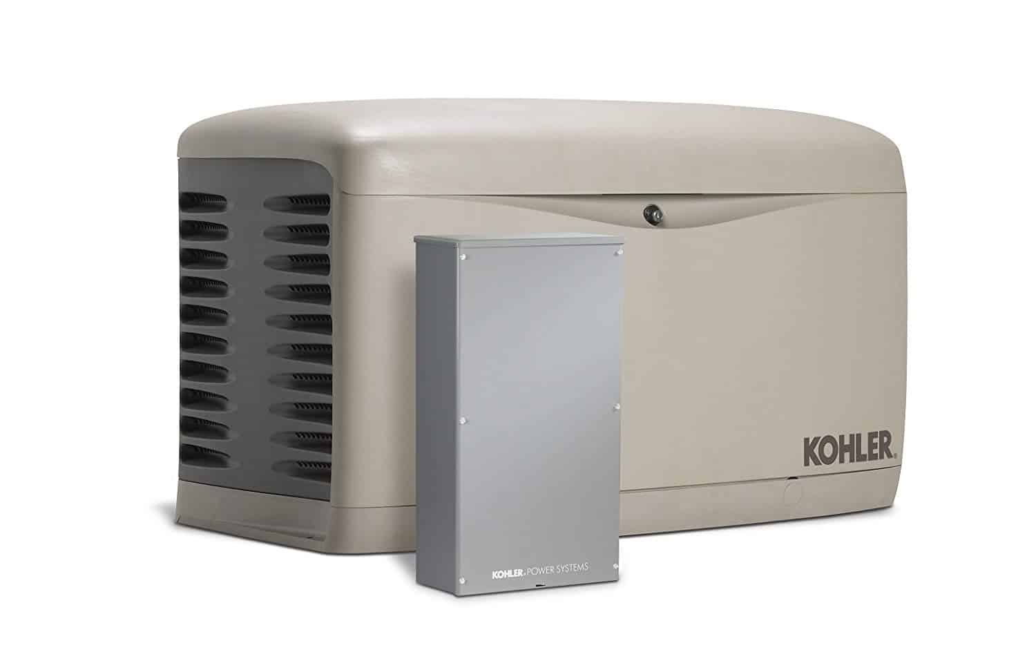 Kohler 20RESCL-200SELS Air-Cooled Standby Generator