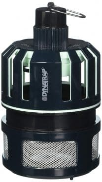 Dynatrap DT150 Ultralight Insect and Mosquito Trap Midnight Blue