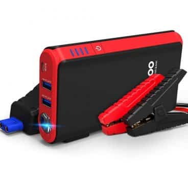 GOOLOO Quick Charge in & Out