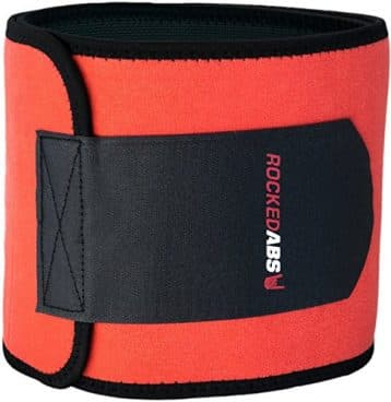 #1 Workout Waist Trimmer Belt for Men and Women