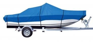 iCOVER Trailerable Boat Cover-Fits V-Hull