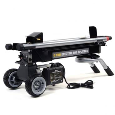 Goplus 6 Ton 1500W Hydraulic Electric Log Splitter