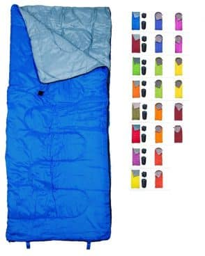 REVALCAMP Sleeping Bag Indoor & Outdoor Use
