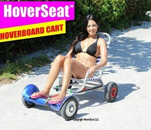 HoverSeat Sitting Attachment for Hoverboard
