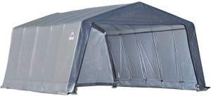ShelterLogic Peak Style Garage-in-a-Box Truck Shelter