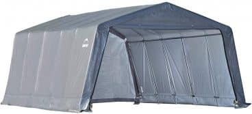 ShelterLogic Peak Style Garage-in-a-Box Truck Shelter